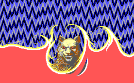 Altered Beast EGA in-game